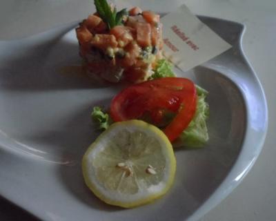 Tartare aux deux saumons20151001