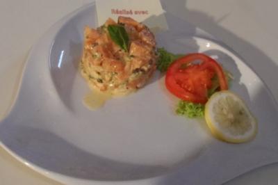 Tartare aux deux saumons10012015