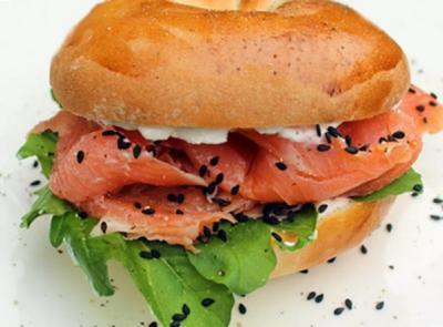 Sandwich au saumon fume20150526