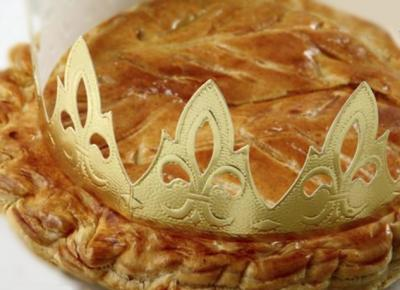 Galette  des rois ,sans gluten, sans œuf, sans beurre ,