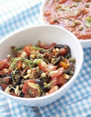 Sauce aux tomates et olives2011