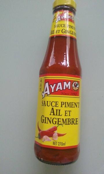Sauce piment