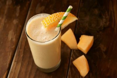 smoothie-epice-melon-granny