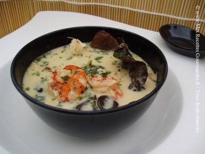 soupe-poulet-et-crevettes