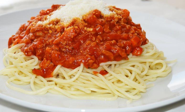 Spaghetti pesto rosso11-06-2008