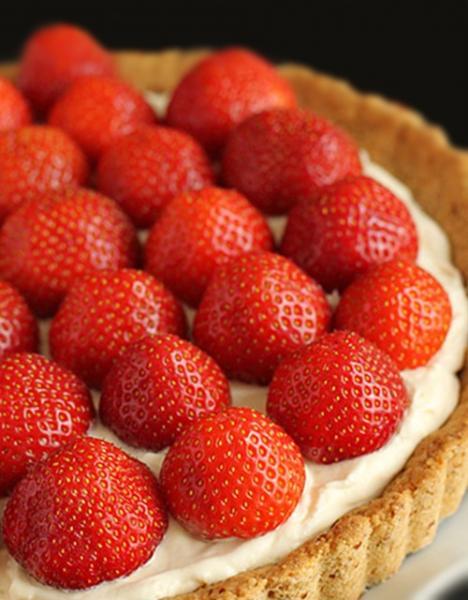 Tartelettes fraises 200908