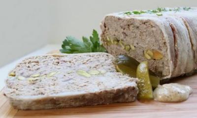 Terrine de veau au foie gras20101015