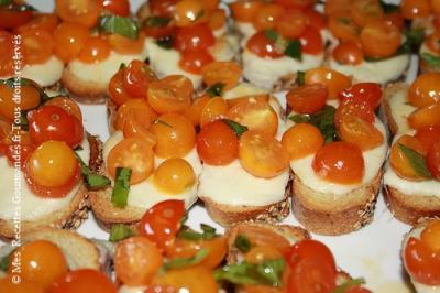 tomate-et-mozzarella-bruschetta