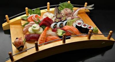 Vous avez dit des sushis
