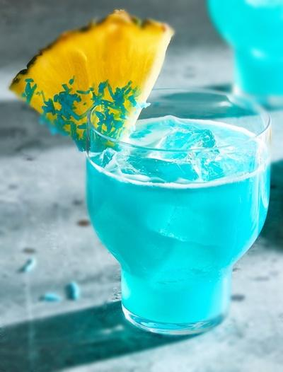 Cocktail hawaien