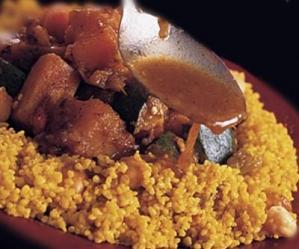 Couscous agneau legume 2